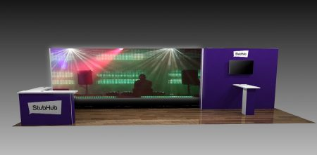 10x30 LED Video Wall