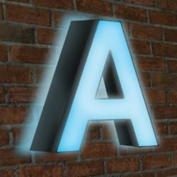 3D Channel Lettering