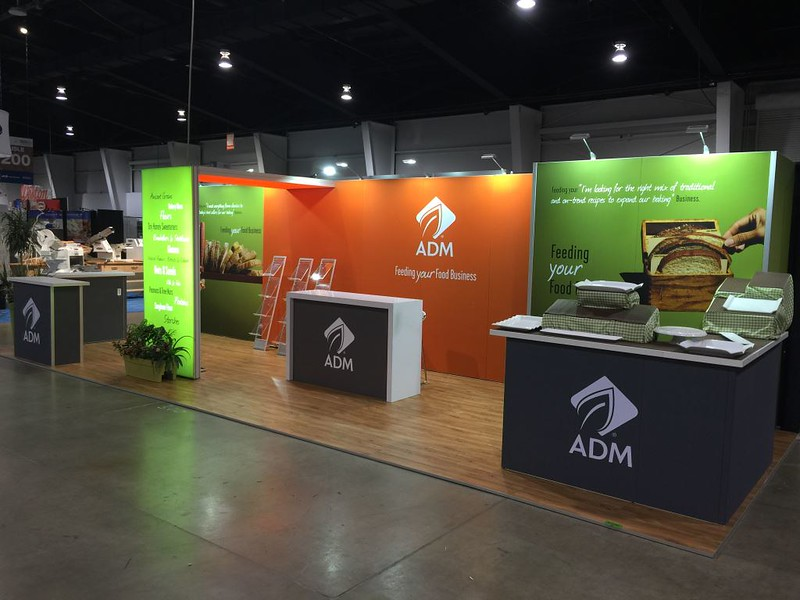 Duo Display Trade Show Booth
