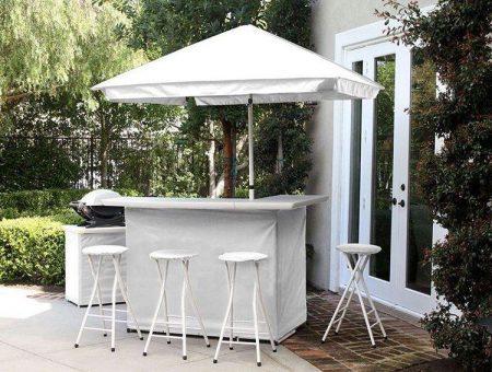 Custom Printed Canopy Bar