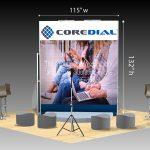 Coredial 20×20 Sizing