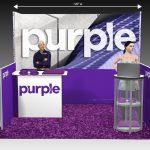 Purple 10×10 – sizing