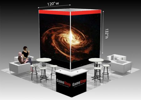 Trade Show Video Booth