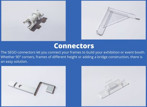 Custom Backlit - Connectors