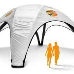 20 Foot Air Tent Inflatable