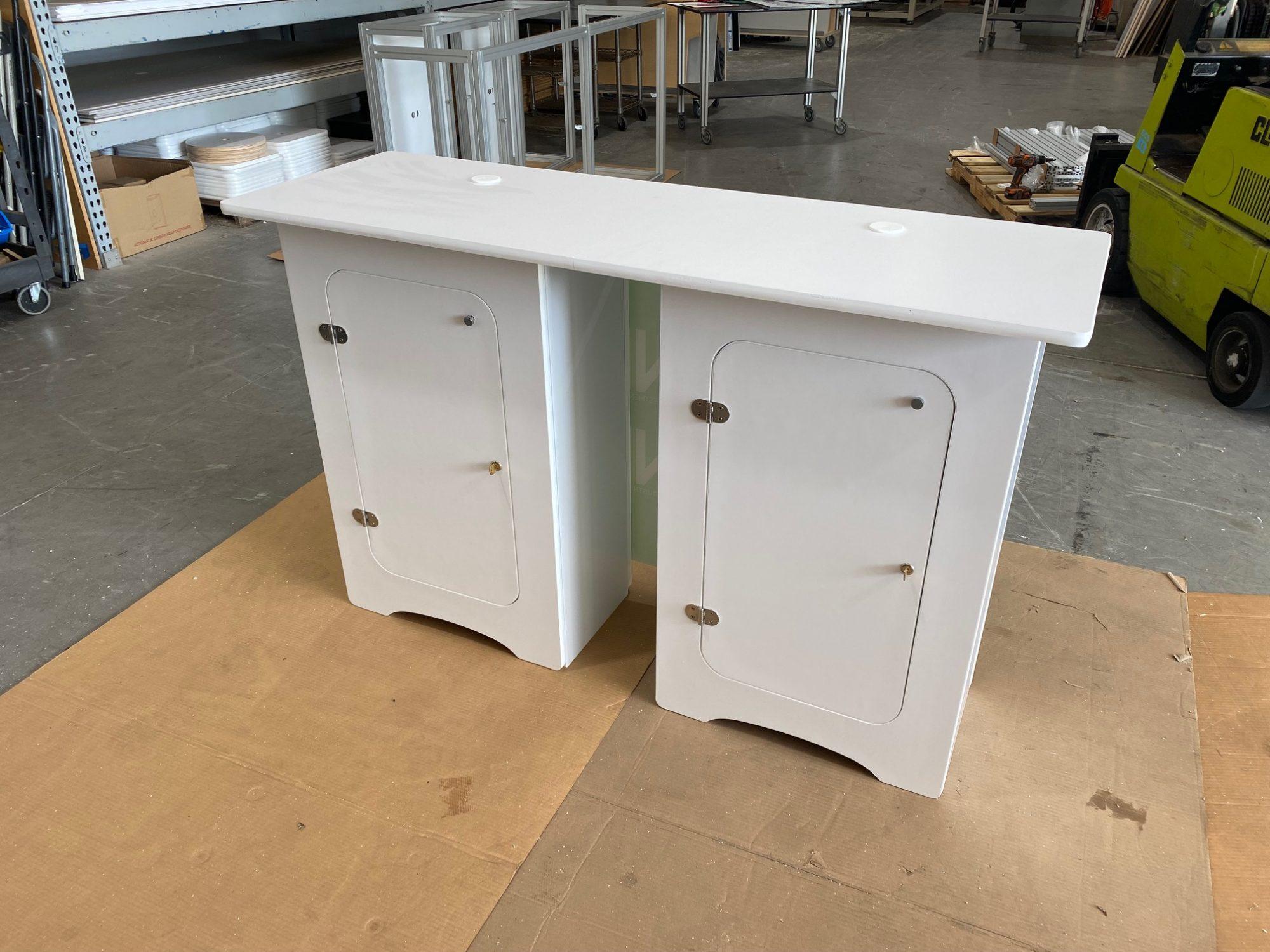 Portable Locking Desk - Custom Print